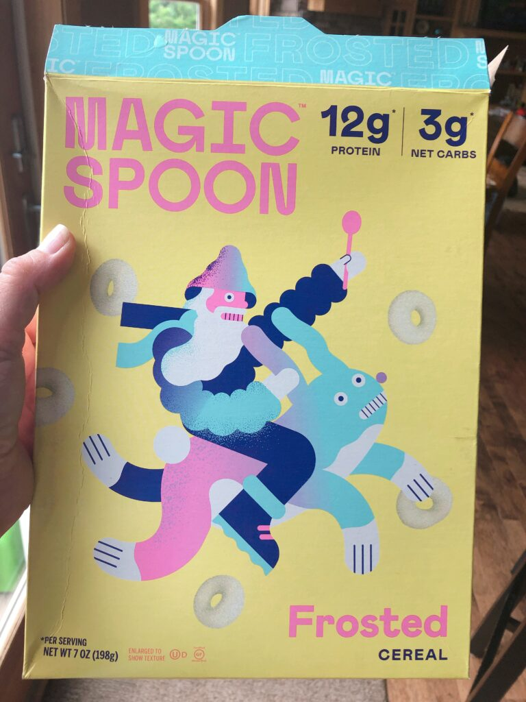 Magic Spoon Cereal
